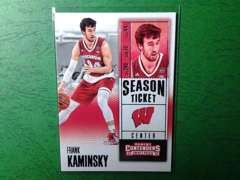 2017-1-m-2 Frank Kaminsky