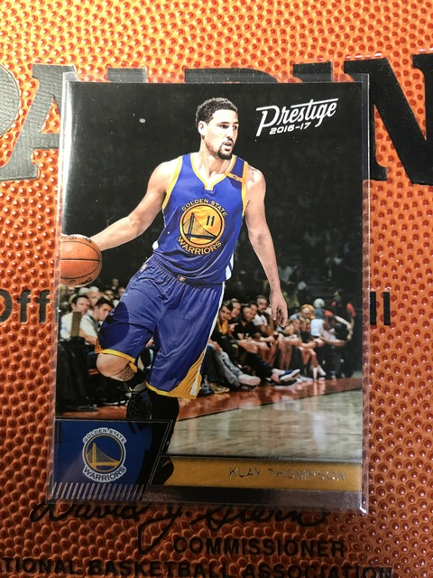 2017-10-f-7 Klay Thompson