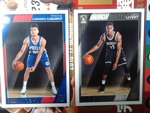 2017-2-c-3 Rookie Cards