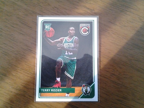 2017-1-b-4 Terry Rozier RC