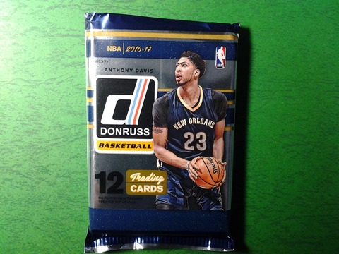 2017-1-k-1 2015-16 Donruss Anthony Davis