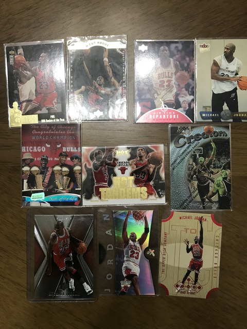 2017-12-k-0 Michael Jordan