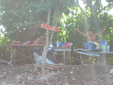 サワルナ休憩所