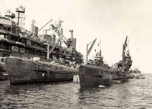伊四〇〇型潜水艦の画像 p1_10