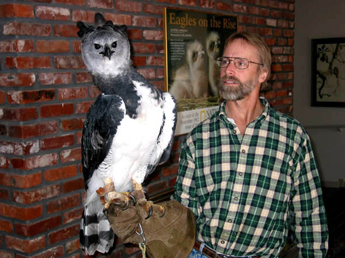 Rettig and HarpyEagle