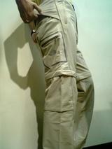 Apex Convertible Pant
