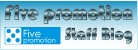 ファイブプロモーション スタッフブログ