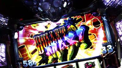 パチスロ BLACK LAGOON3 ティザーPV (3)