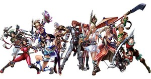 Soul-Calibur-Girls