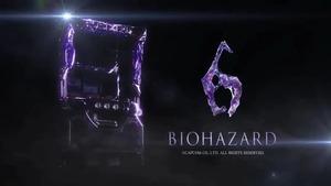 パチスロ BIOHAZARD 6 ティザーPV (6)