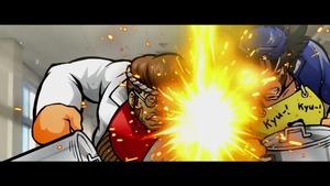 スロット「押忍!番長3」ティザー動画 (5)