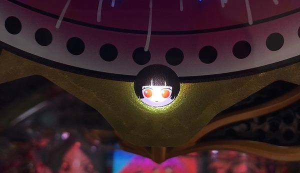 P地獄少女きくりのお祭りLIVE、大当たり濃厚の「あいランプ」がかわいい