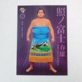 BBM2015大相撲カード「粋」【レギュラーカード】No.07関脇/照ノ富士春雄