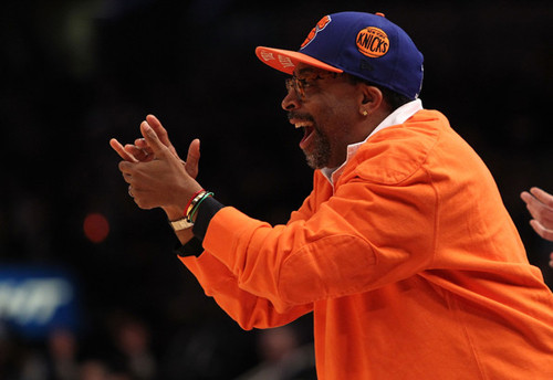 Spike+Lee+New+Jersey+Nets+v+New+York+Knicks+5I_VrDLMMxKl