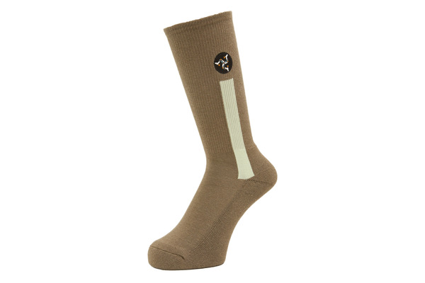 POZESSION SOCKS BEIGE 1