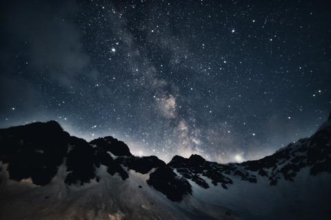 夜空 星空