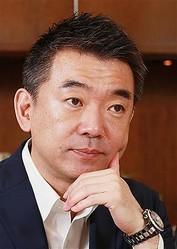 橋下徹氏、アラート発令されない東京は「全く訳がわからない状態」