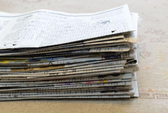 「新聞」は信頼できるメディアである一方、利用頻度は低かった
