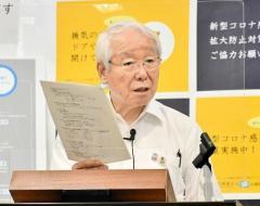 コロナ感染拡大 兵庫・井戸知事が「諸悪の根源は東京」