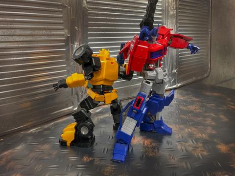 Bumblebee&Optimus2