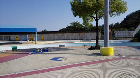 市民プール3