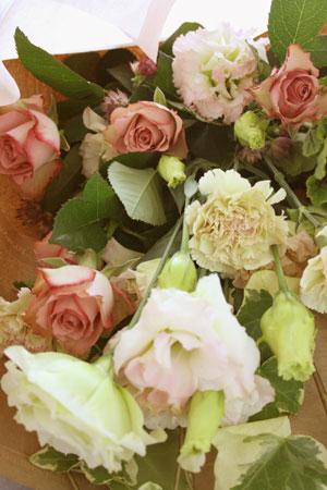 ハロウィン花束