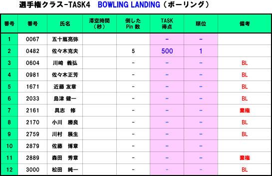 TASK-4 BOWLING LANDING