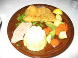 ヌビア料理