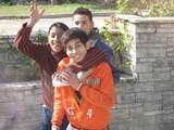 エジプトの子供達