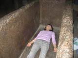 クフ王玄室の石棺