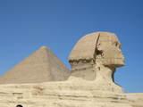 スフィンクス&ピラミッド