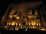 大神殿・ライトアップ