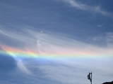 山頂の虹−2