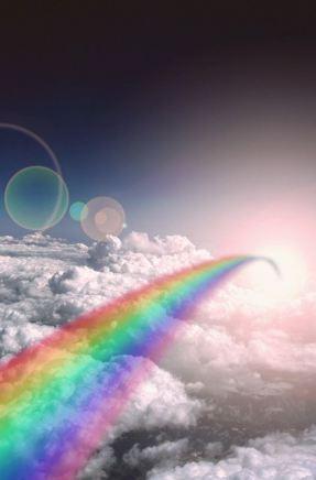 rainbow b