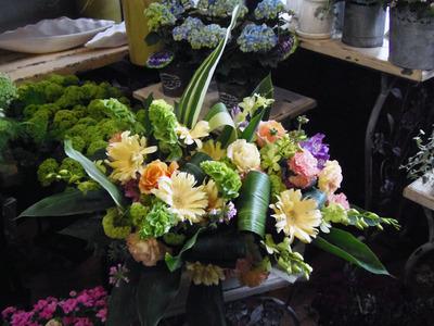 母の日のお花、まだ間に合います!