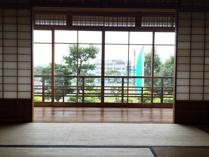 和室と広縁