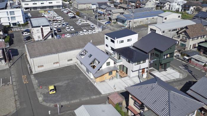 長倉さんの家