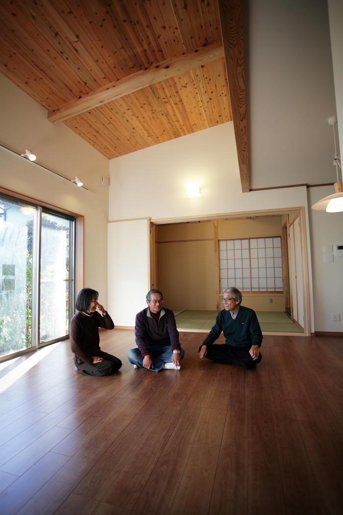 五郎さんの家