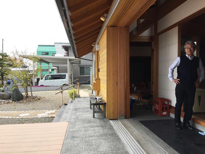 八木さんの家20160409-3