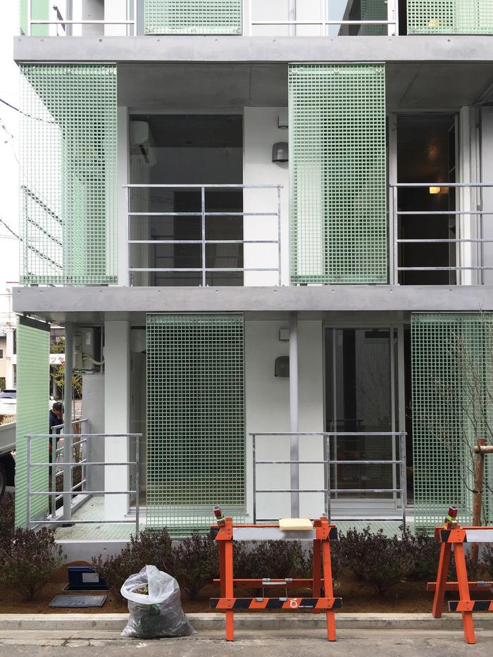 吉野町アパートメント0316