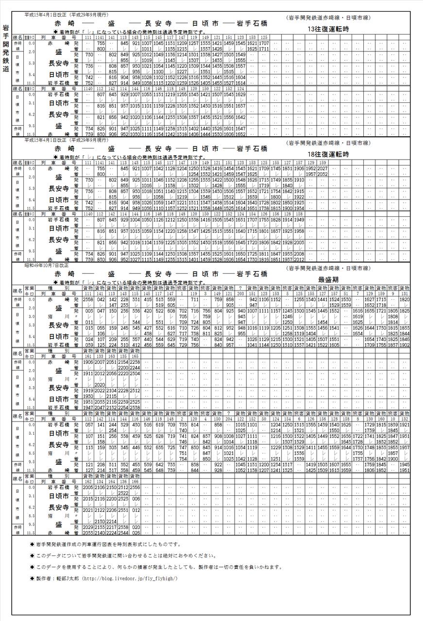 時刻 表 鉄道 三陸