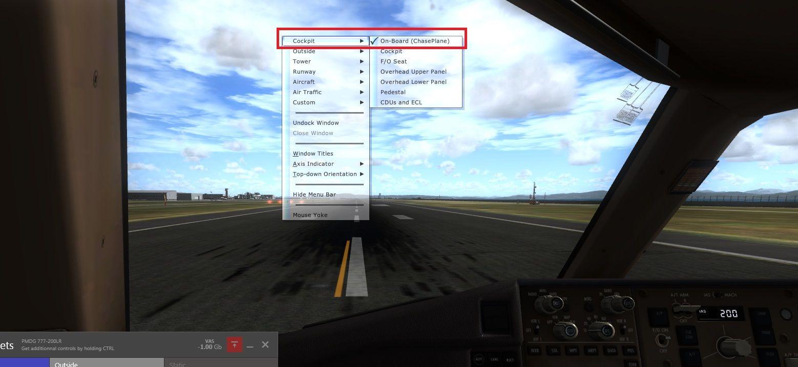 FLYER : FSFX Chaseplane