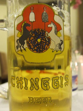 chinggis-beer