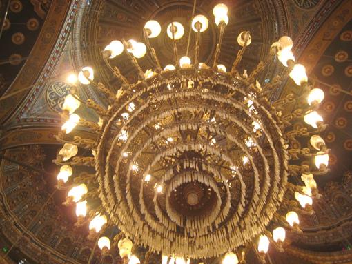 【TB2008エジプト/その23】現地ガイドさんによる、エジプトとイスラム教の話