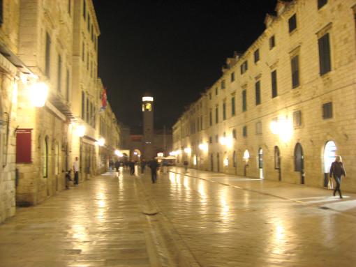 【TB2009クロアチア&オーストリア/その7】ザグレブ→ドゥブロブニクへ!