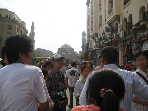 【TB2008エジプト/その24】ハン・ハリーリ市場~帰国まで