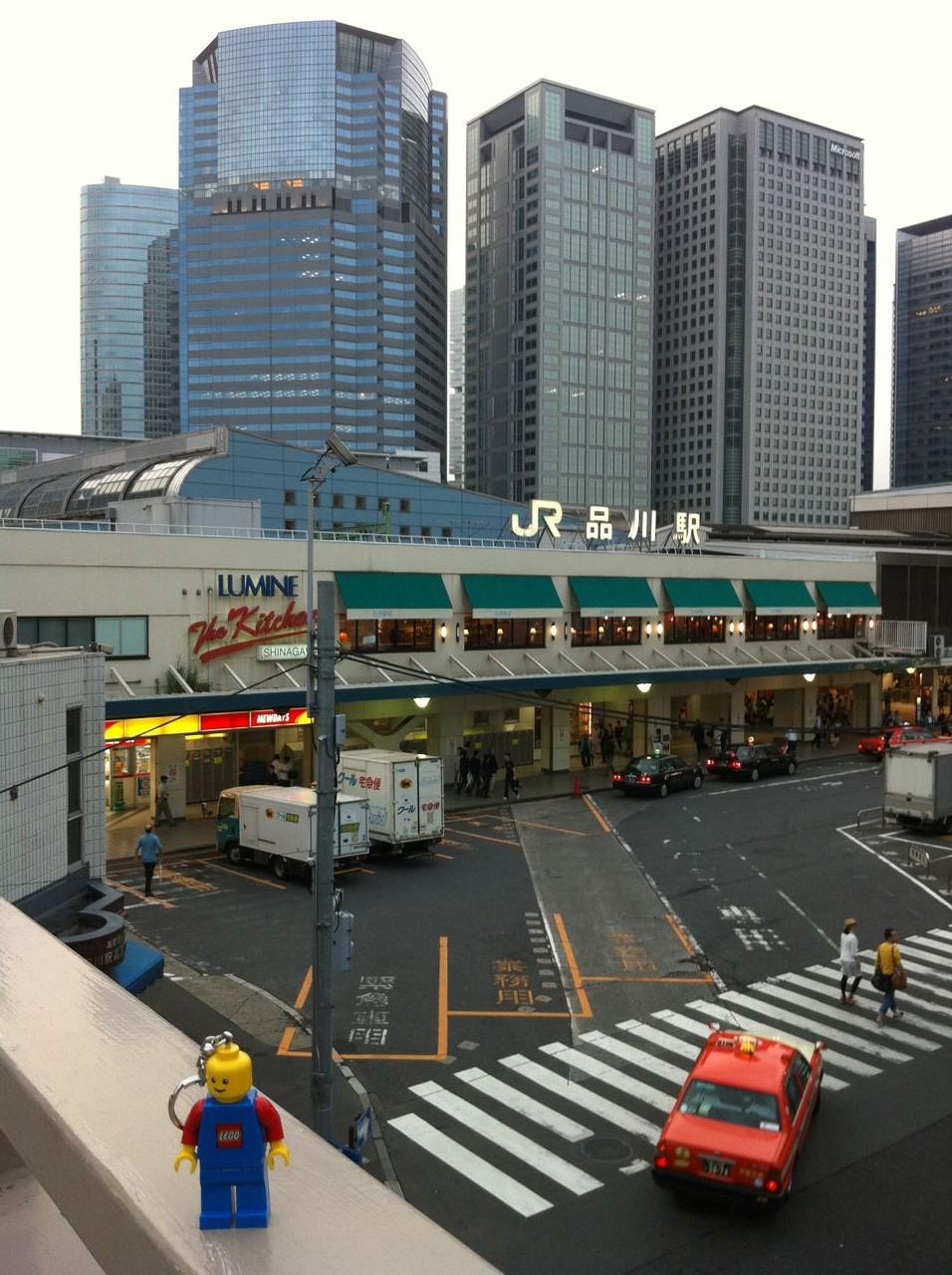 自転車の 東京 名古屋 自転車 1日 : ... 踏破の旅 1日目 東京駅~川崎駅