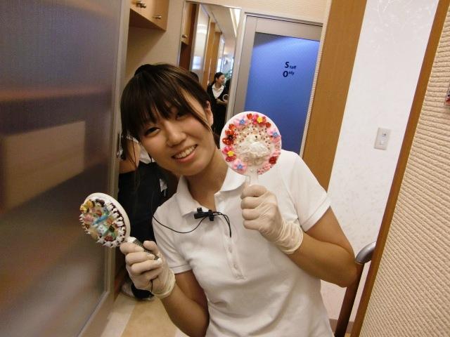 きたの歯科 デコ木村さん