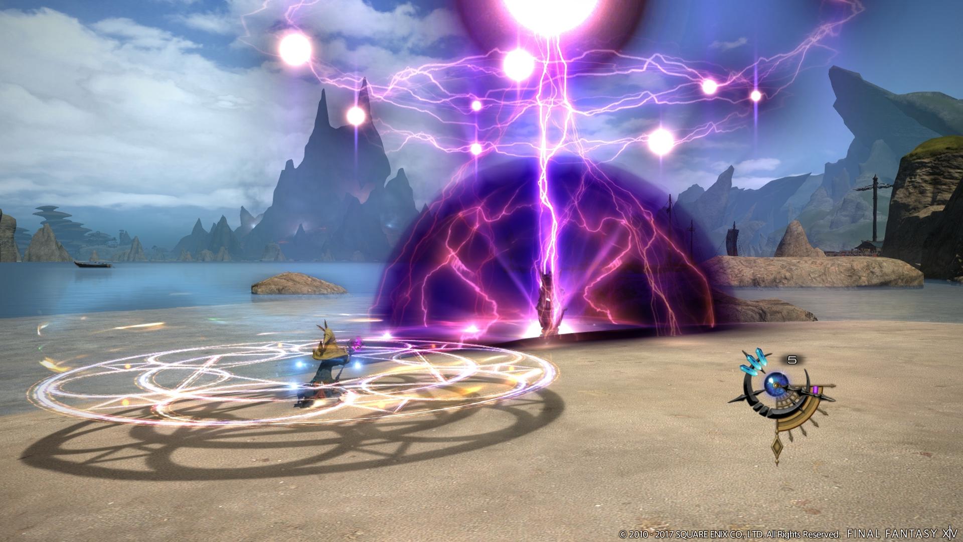 魔 道士 黒 ff14 遠隔魔法DPS(黒魔道士/召喚士/赤魔道士)のロールアクションの効果まとめ|修得レベルや性能まとめ