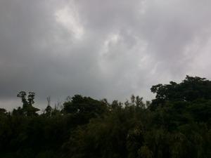 20130517朝の空